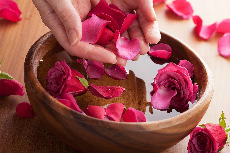 Rượu hoa hồng là bài thuốc tốt cho tim
